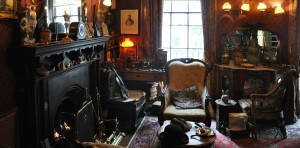 Holmes Sitting Room